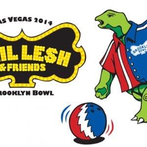 Phil Lesh & Friends 2014 Brooklyn Bowl Art