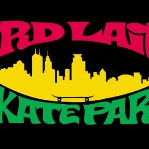 3rd Lair Minneapolis Rasta Logo