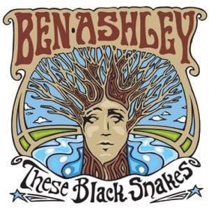 Ben Ashley CD Art