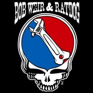 Bob Weir & Ratdog 2014 Tour Art