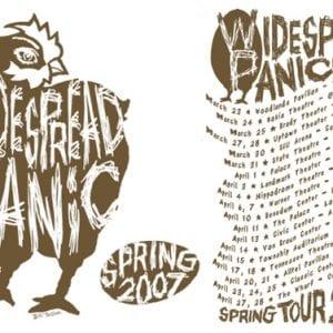 Widespread Panic 2006 Chicken