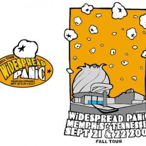 Widespread Panic Memphis 2007