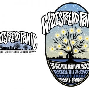 Widespread Panic New Years Eve Atlanta 2007