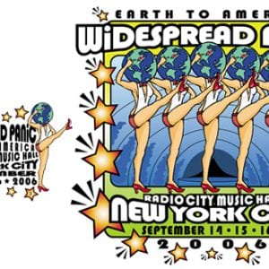 Widespread Panic NYC 2006
