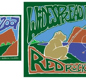 Widespread Panic Red Rocks 2007
