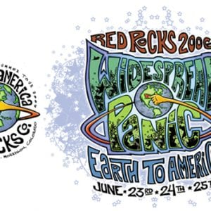 Widespread Panic Earth To America 2006