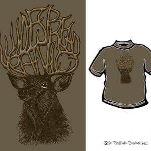 Widespread Panic Sweet Rack T-Shirt Art