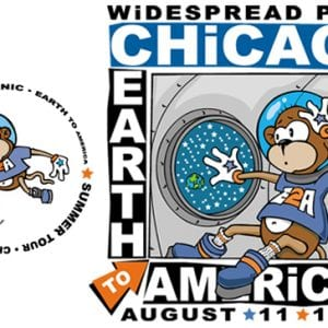 Widespread Panic Chicago Earth To America