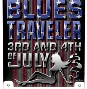 Blues Traveler Red Rocks 4th of July  2002