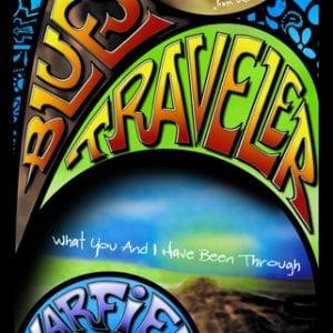 Blues Traveler Art Nouveau WarField 2002