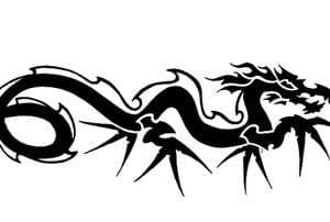 be present Dragon