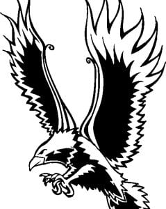 be present Eagle
