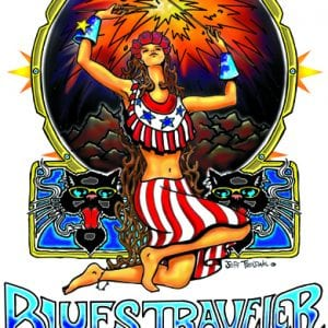 Blues Traveler Red Rocks 4th of July 2000