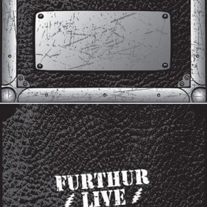 Further Road Case Live CD pack