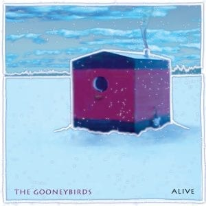 The Gooneybirds Icehouse cover
