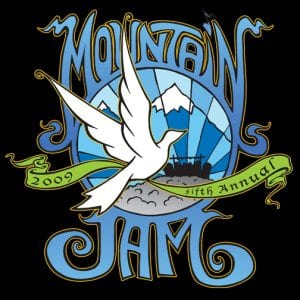 Mt. Jam Dove Art 2009