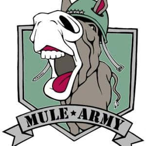 Mule Army Art 2007