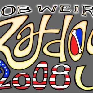 Ratdog 2008 Election Year Tour Art