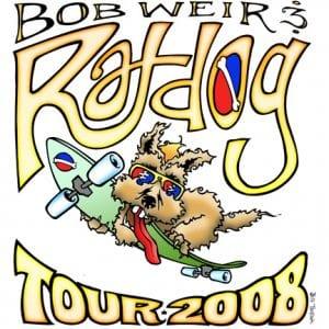Ratd Dog Summer Tour T-shirt 2008