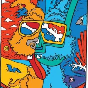 Ratdog Negril Poster 2009