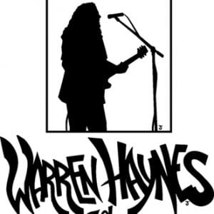 Warren Haynes Solo Tour 2007