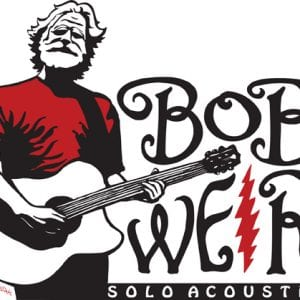 Bob Weir Solo Acoustic Tour 2011