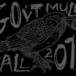 Gov't Mule Crow Fall Tour 2012