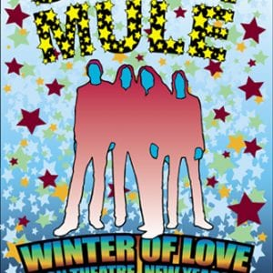 Gov't Mule New Years Lenticular Poster 2007