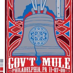 Gov't Mule Philadelphia 2008