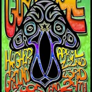 Gov't Mule Vermont 2005 Poster