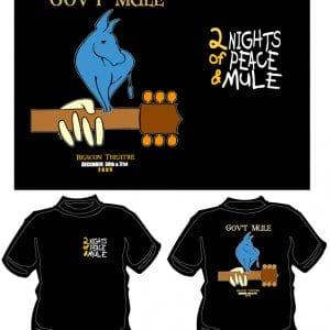 Gov't Mule Woodstock 2009