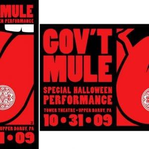 Gov't Mule Halloween 2009