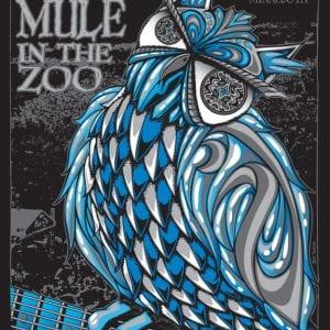 Gov't Mule Minnesota Zoo 2014 Poster
