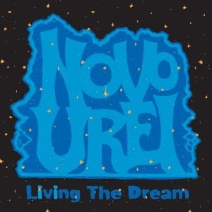 NOVO UREI - Band Logo