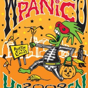 Illustrations-Widespread Panic