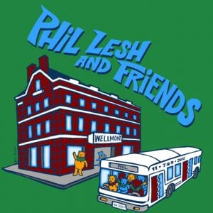 Phil Lesh & Friends Fall Tour 2012