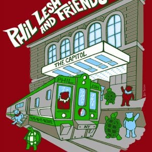 Phil Lesh & Friends Fall Tour 2012 - The Capitol