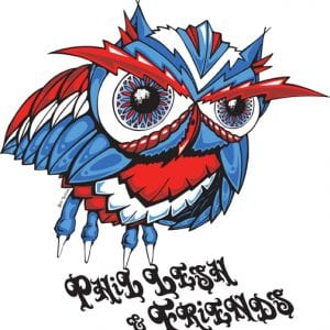 Phil Lesh & Friends Owl 2014