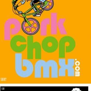 Pork Chop BMX Logo/Identity 2011