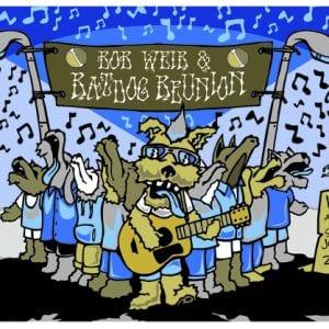 Bob Weir & Ratdog TRI Reunion 2012