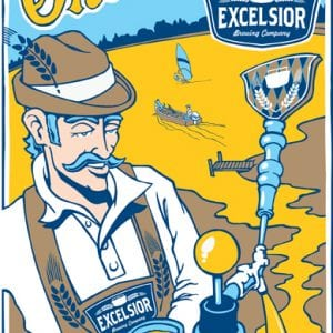 Excelsior Oktoberfest Poster 2013