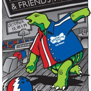 Phil Lesh & Friends Brooklyn Bowl Vegas 2014