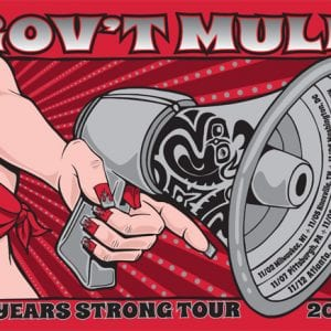 Gov't Mule Fall Tour 2014