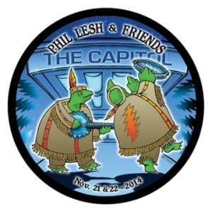 Phil Lesh and Friends Capitol Theatre Nov. 21 and 22, 2014