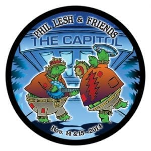Phil Lesh and Friends Capitol Theatre Nov. 14 & 15 2014
