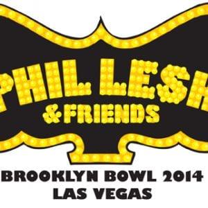 Phil Lesh & Friends Brooklyn Bowl Sign