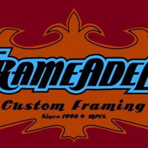 Frameadelic Identity/Logo