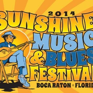 Sunshine music & Blues Festival Logo 2015
