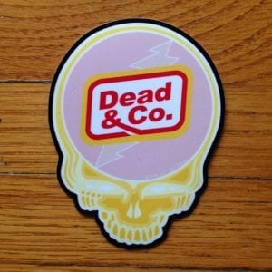 Dead & Co Steal Your Mayer Sticker