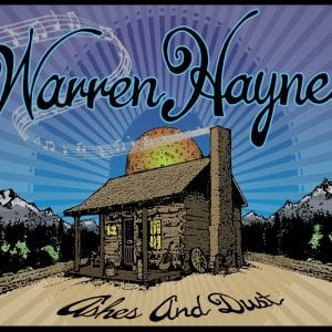 Warren Haynes Ashes & Dust Band Blanket